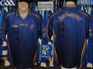 San Francisco Gaa O'Neills Home Jersey Shirt Camiseta Trikot Gaelic Eire Hurling