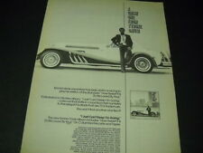 Tyrone Davis .sleek vocal style 1980 Promo Poster Ad mint condition