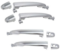 DOOR HANDLE SET for TOYOTA HILUX GGN/KUN/TGN DUAL CAB 2WD/4WD 2005 - 2015 CHROME