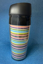 Hot or Cold drink Mug Ernesto Insulated Thermal Mug Leak Proof Push button New