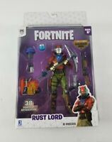Fortnite Rust Lord Legendary Series 8 Pieces 38 Points Of Articulation New