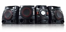 New LG CM4550 700W 2.1 Channel Mini Shelf Bluetooth Subwoofer Speaker System