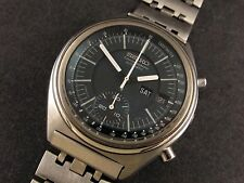 RARE VINTAGE SEIKO 6139-7070 Chronograph Automatic eccellente