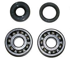 Aprilia RS50 crank main bearings & oil seals (93-05 AM6) Japanese bearings
