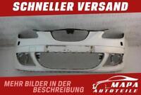 Seat Altea 5P Bj 2004-2008 Stoßstange Vorne Original 5P0807231 SRA Original weiß