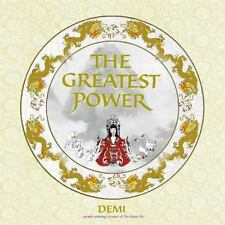 Greatest Power by Demi c2004, Hardcover, NEW, Ships Free