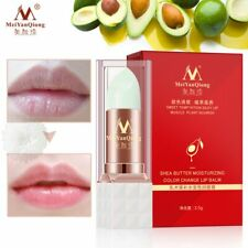 Moisturizer Temperature Color Change Shea Butter Lip Balm Anti-cracking Lipstick