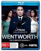 Wentworth : Season 2 : NEW DVD