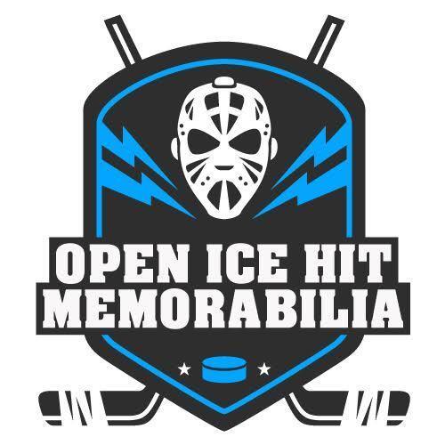 Open ice hit