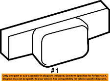 Dodge CHRYSLER OEM Magnum EXTERIOR TRIM-FENDER-Body Side Molding Right 5179260AA