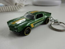 Hot Wheels 70 Chevy Camaro Key Fob Keychain Keyring