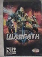 Warpath [video game] PC (PC-0334)