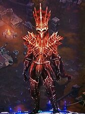 DIABLO 3 NECROMANCER PRIMAL ANCIENT TRAGOULS AVATAR SET PATCH 2.6 XBOX ONE