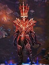 Diablo 3 Nekromant Primal antike tragouls Avatar Set Patch 2.6 Xbox One