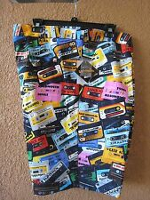 LOUDMOUTH MEN'S PARTY MIX SIZE 32 GOLF SHORTS (NWT)