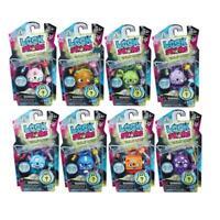 Hasbro Lock Stars Figurine Toy with Surprise Backpack Charm - Series 1 - Random