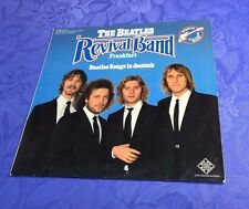 Beatles REVIVAL BAND (LP) BEATLES chansons en allemand [vinyle album Club, Francfort]