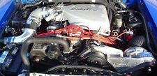 Mustang & Cobra Procharger 5.0L P1SC Supercharger High Output 8 rib Kit 86-93