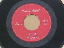 "Revelaciones Aye 95 Taurus Orig nos Fuzz Folk Rock Garage Mod 7"" 45"