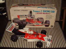 ALPS BATTERY POWERED FORMULA 1 RACING CAR IN ORIGINAL BOX AND FULLY WORKING!