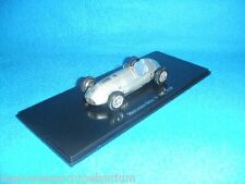 Mercedes Benz W 165 Flecha de plata/Tripoli Racing Car 1939 1:43 Nuevo/Nuevo