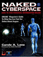 Naked in Cyberspace: How to Find Personal Information Online-ExLibrary