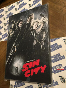 Frank Miller's Sin City 12×18 inch Officially Licensed Canvas Print [C31]