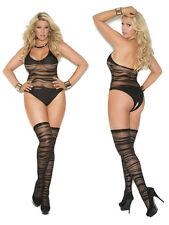 Plus Size Lingerie XL-2X-3X Sexy Clothes intimate LenceriaStripper Lingere Dress