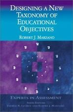 Designing a New Taxonomy of Educational Objectives (Experts In Assessm-ExLibrary