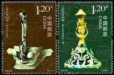 CHINA 2012-22 Sanxingdui Bronze stamps三星堆遗址文物