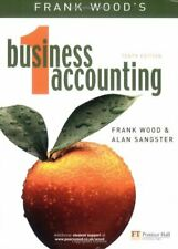 Business Accounting Volume 1: v. 1 by Sangster, Alan Paperback Book The Cheap