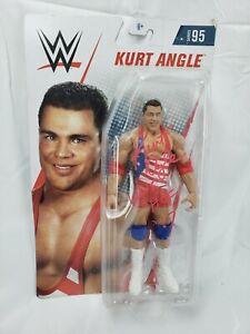 WWE Series # 95 Kurt Angle Action Figure Signed Autographed