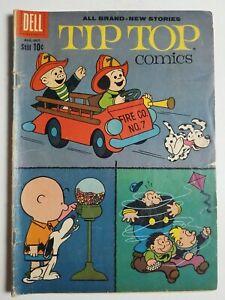 Tip Top Comics (1936) #222 - Good - Charlie Brown, Snoopy, Peanuts