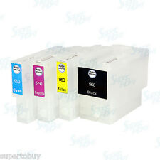 Empty Refillable Cartridge SET for HP Officejet Pro 8100 8600 8610 8620 8630