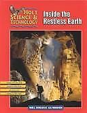 Inside the Restless Earth Holt Science & Technology, Short Course F