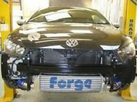 Forge Front Mount Intercooler for Volkswagen Scirocco 2.0 TSI Models - FMINTSCI