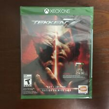 Tekken 7 Day 1 Edition (Microsoft Xbox One, 2017) New and Sealed, USA