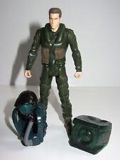 "DC Green Lantern Hal Jordan 3.75"" Toy Figure Ryan Reynolds Test pilote"