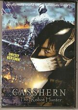 Casshern The Robot Hunter -Hong Kong RARE Kung Fu Martial Arts Action movie  NEW