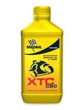 Olio Bardahl 100% sintetico 10W-50 10W50 4 Stroke XT-C XTC C60, codice 338140
