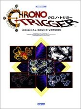 Chrono Trigger Original Sound Version Piano Sheet Music Book 50 track