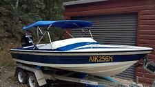 Savage 16' ski speed boat model 2043  Stringer SR1600 1988