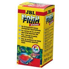 JBL Nobilfluid Artemia 50 Ml, for Young Fish Eierlegender