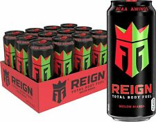 Reign Total Body Fuel Monster Energy Drink (Stronger Than Bang) 12 Pak 9 Flavors