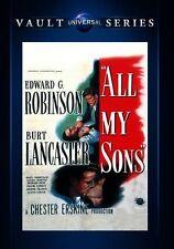 ALL MY SONS  (1948 Edward G. Robinson) - Region Free DVD - Sealed
