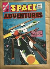 Space Adventures 59 1964 rare colour approval Cover Charlton Comics item