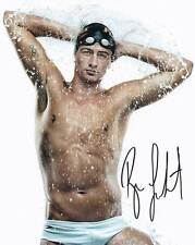 Ryan Lochte In-Person AUTHENTIC Autographed Photo COA Team USA SHA #75854