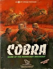 Cobra Game of the Normandy Breakout (1984) War Board Game expanded SPI (TSR) b3