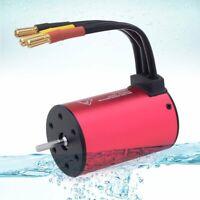 Surpass KK 3660 Waterproof BL Motor/shaft-5MM 4200/3500/3100KV for 1/10 RC car