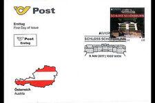 Oostenrijk / Austria - Postfris/MNH - FDC Europe, Castles 2017